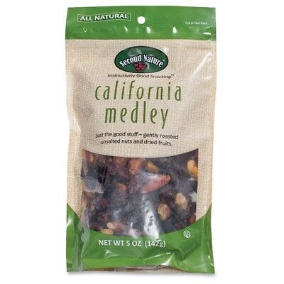 Second Nature California Medley - Sodium-free, Cholesterol-free - Pouch - 5...