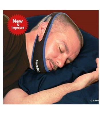 SnoreDoc® Anti-Snore Sleep Chin Strap Snore Solutions Device New and Improved