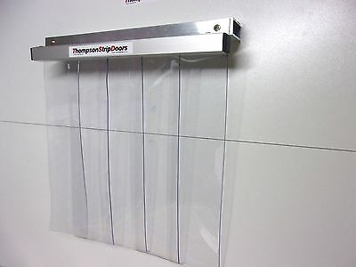 COOL ROOM STRIP PVC STRIP CURTAIN DOOR for (COOL ROOM /FREEZERS) 920mm x 2150mm