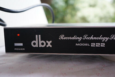 DBX Tape Noise Reduction Type II