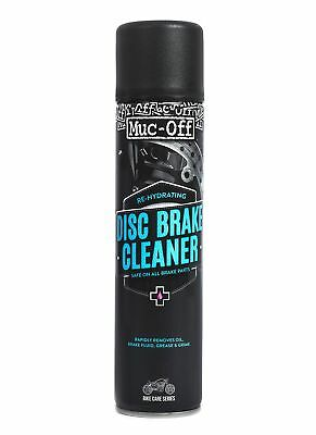 Muc-Off Motorcycle Brake Cleaner 400ml NEW