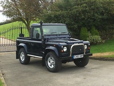 Land Rover Defender 90 County Pickup **** Now Reserved Waiting Delivery *****