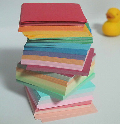 1000Sheets Crane Origami paper Folding lucky wish love craft folding paper NO.3
