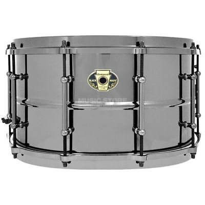 "Ludwig Ludwig - Black Magic Snare LW0814, 14""x8"""