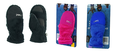New Head Thermalfur Fleece Childrens / Kids Mittens - Xxs / Xs / S