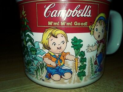 campbell soup cups 1993