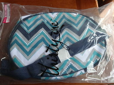 THIRTYONE Thirty One 31 Gifts Family Fun THermal BRAND NEW - Dotty Chevron