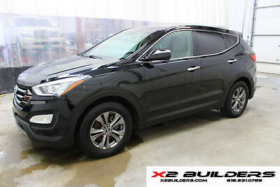 2013 Hyundai Santa Fe Santa Fe Sport 2013 Hyundai Santa Fe Sport, 2.4L Salvage Title, Repairable, Rebuildable #013351