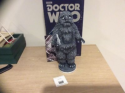 Robert Harrop DOCTOR WHO12M MONOCROME YETI 1968 LTD ED 100
