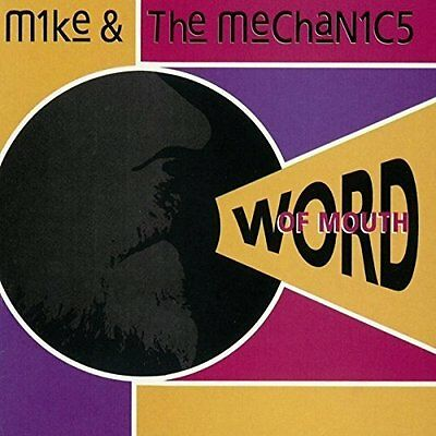Mike + The Mechanics - Word Of Mouth - New Cd Album