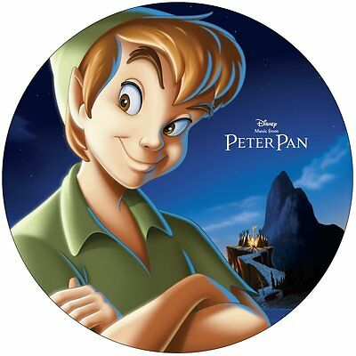 Music From Peter Pan - New Vinyl Picture Disc