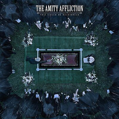 The Amity Affliction - This Could Be Heartbreak - New Cd Album