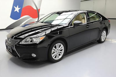 2015 Lexus ES 350 Base Sedan 4-Door 2015 LEXUS ES350 PREMIUM VENT SEATS SUNROOF REARCAM 14K #167899 Texas Direct