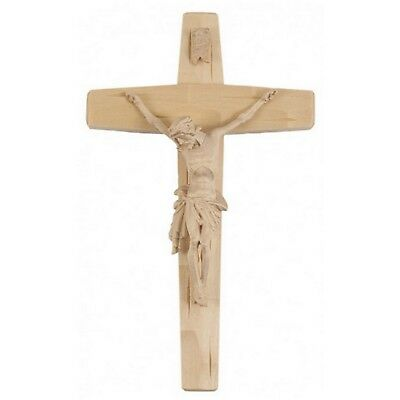 Cross Bright with Wood Body 20cm