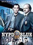 NYPD Blue - Season 2 (DVD, 6-Disc Set)---NEW, FACTORY SEALED!!