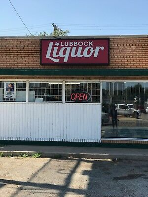 Liquor Store for sale in Lubbock TX. Including Inventory & Equipment