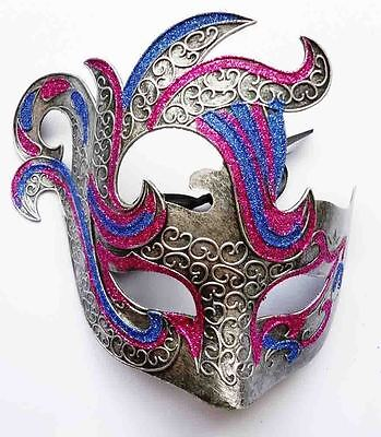 Authentic Hand Crafted Chinese Mask !! Style P - Great for Parties or Mardi Gras