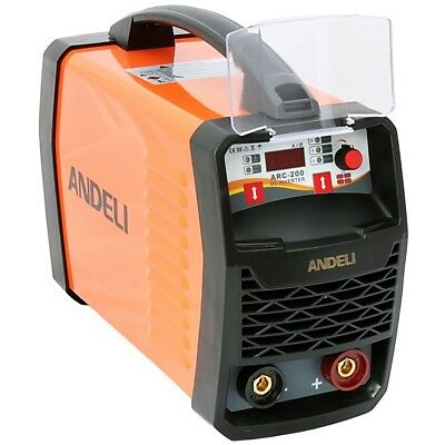 200Amp Mma/Lift Tig Dc Inverter Welder Duty Cycle 60% Welding Machine  + Mma Kit