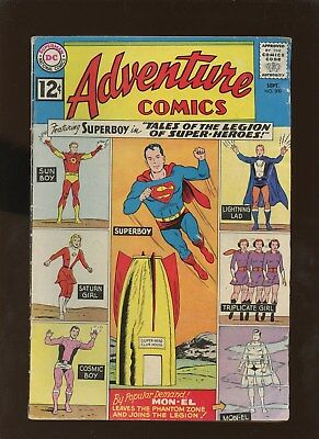 Adventure Comics 300 VG 4.0 * 1 Book Lot * Tales of the Legion of Super-Heroes!!
