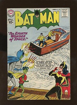 Batman 140 GD/VG 3.0 * 1 Book Lot * The Ghost of the Joker!!!
