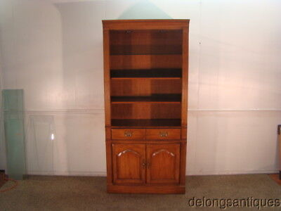 41274:Thomasville Fisher Park Bookcase Cabinet
