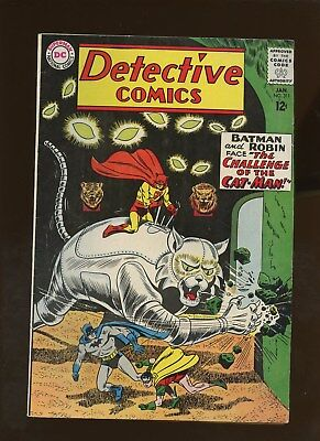 Detective Comics 311 FN 6.0 * 1 Book Lot * 1st Cat-Man! Bill Finger Jim Mooney!