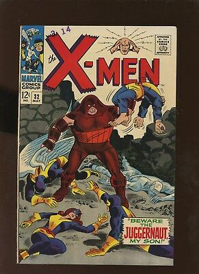 X-Men 32 VF 8.0 * 1 Book Lot * Juggernaut & Factor Three!!!