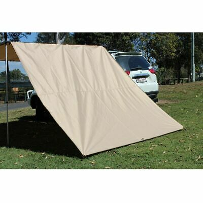 4WD Awning Side Wall - 2.5 x 2.9m
