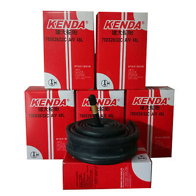 Kenda 700C x 23-25c Schrader Valve Butyl rubber Tube For Road Bike
