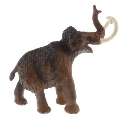 Realistic Animal Elephant Model Figurine Action Figures Kids Educational Toy