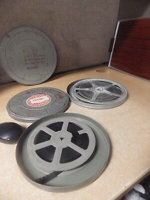 Lot Of 2 Vintage Home Movies 16Mm 8Mm 1949 Basketball Headlines Of 1949