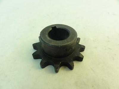 "166065 Old-Stock, Martin 40BS12-3/4 Sprocket #40, 12T, 3/4"" ID"