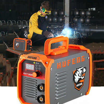 200Amp ARC MMA IGBT DC Inverter Welder  Portable Welding Machine 220V