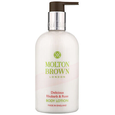 Molton Brown Delicious Rhubarb & Rose Body Lotion 300ml for women