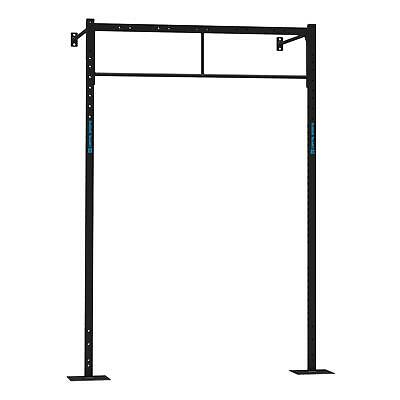 Pack Estructura Dominadas Plataforma Estacion Pull Up Barras Vertical Horizontal