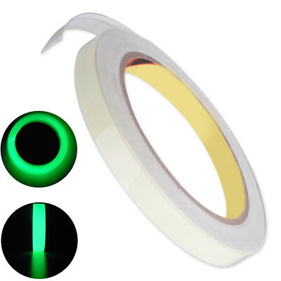 10M Luminous Tape Self-adhesive Glow in the Dark Stage Sticker Home Decorations