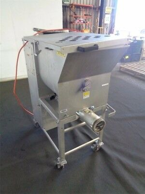 Stainless Steel Biro Freestanding commercial Mincer