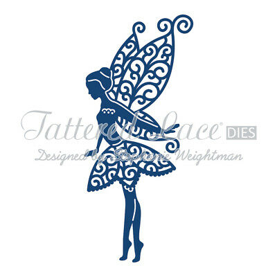 Tattered Lace cutting die Fairy Tinks D324