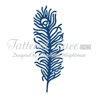 Tattered Lace Die Feather D165 sale