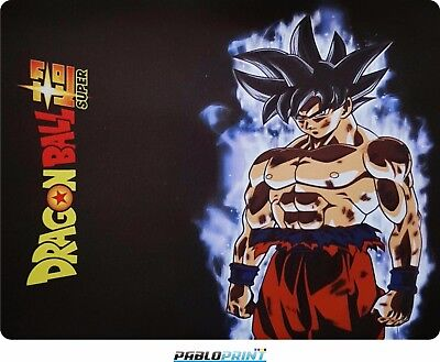 New Goku Limit Breaker Mouse Mat Mouse Pad PC Dragon Ball Super Gift Birthday