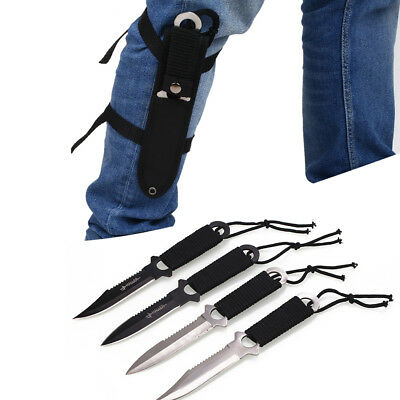 Diving Legging Straight Tactical Hunting Camping Outdoor Survival Rescue