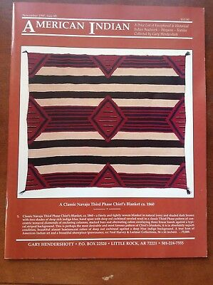 American Indian Catalog Of Artifacts