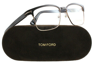 New Authentic Tom Ford Eyeglasses Men TF 5323 Matte Brown 048 TF5323