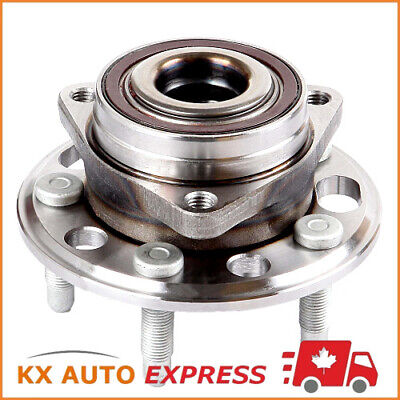 New Front Wheel Hub & Bearing Assembly fits Left or Right Side