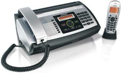 Philips Magic 5 eco Voice dect Thermotransfer-Faxgerät Sende- // sTEXT