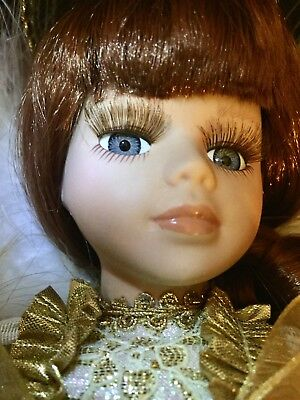 The Spirit of Antonia Haunted Porcelain Doll Very Active
