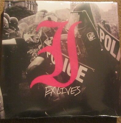 "EVERY TIME I DIE ""Ex Lives"" LP Vinyl SEALED"