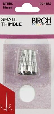 NEW | Birch 024150 | Steel Thimbles | For Sewing & Crafts | FREE SHIPPING