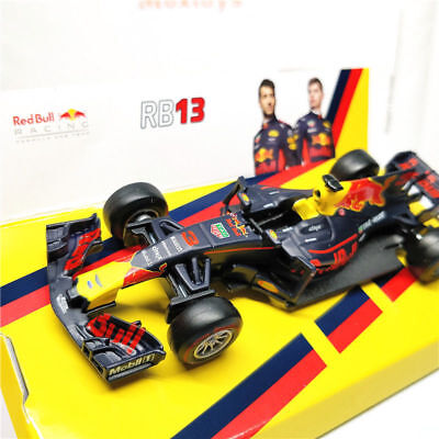 RED BULL DANIEL RICCIARDO 1:43 F1 Metal Model Die Cast Toy Racing Miniature Car
