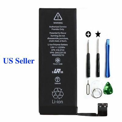 1560mah Li-ion Internal Battery Replacement for iPhone 5s 5c